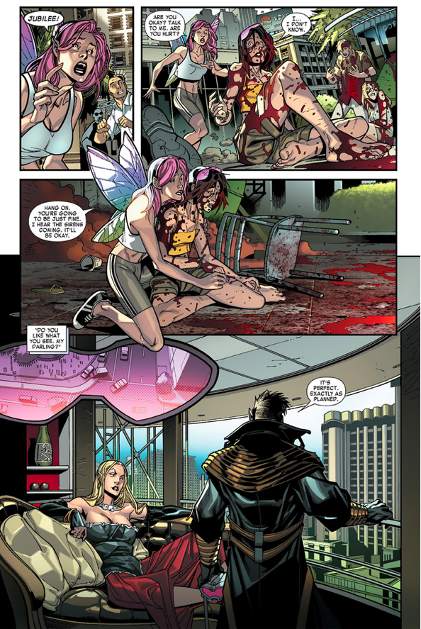 Jubilee Gets Infected By The Vampire Virus