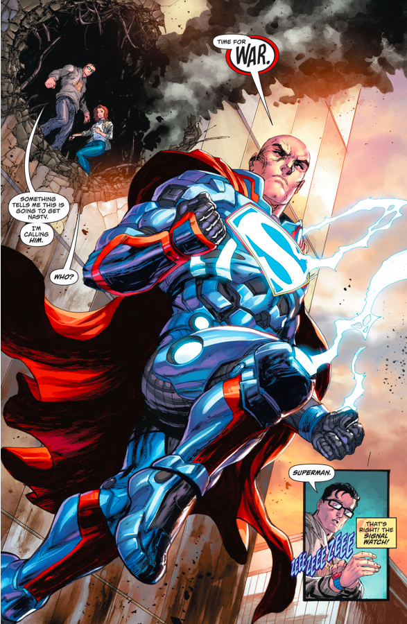 Lex Luthor (Action Comics #967)