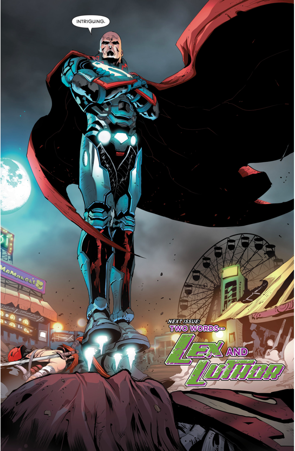 Lex Luthor (Red Hood and the Outlaws Vol. 2 #12)