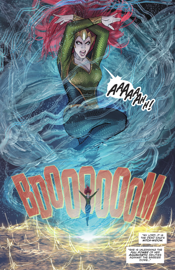 Mera (Aquaman Vol. 8 #26)