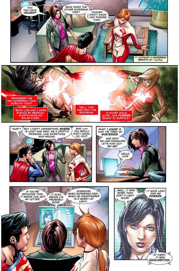 New 52 Lois Lane Is Dead