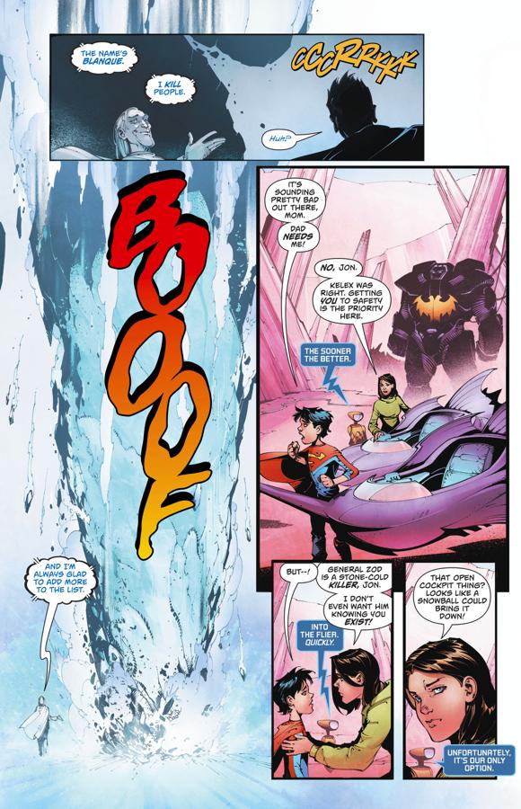Superman Family VS The Superman Revenge Squad