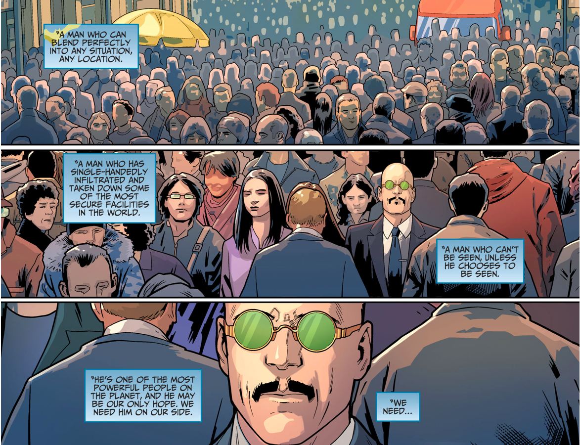 Why Plastic Man Is Important (Injustice II)