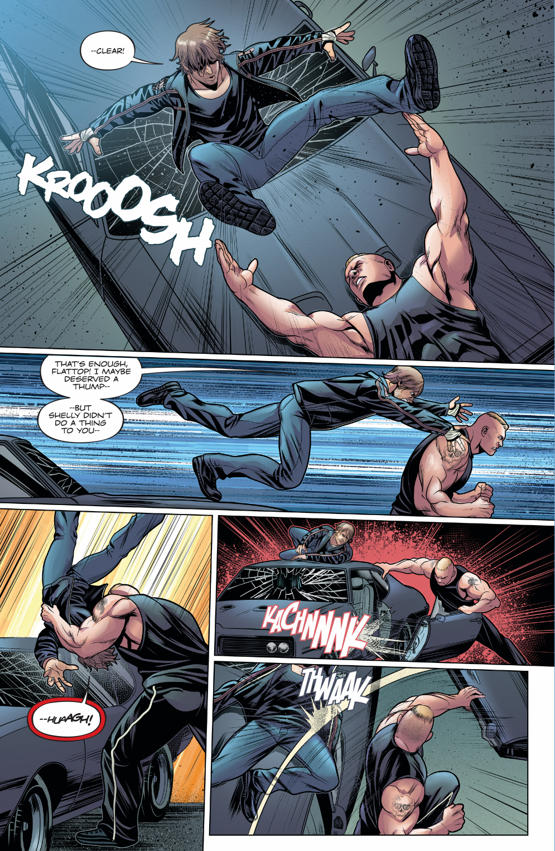 How Dean Ambrose Beat Brock Lesnar