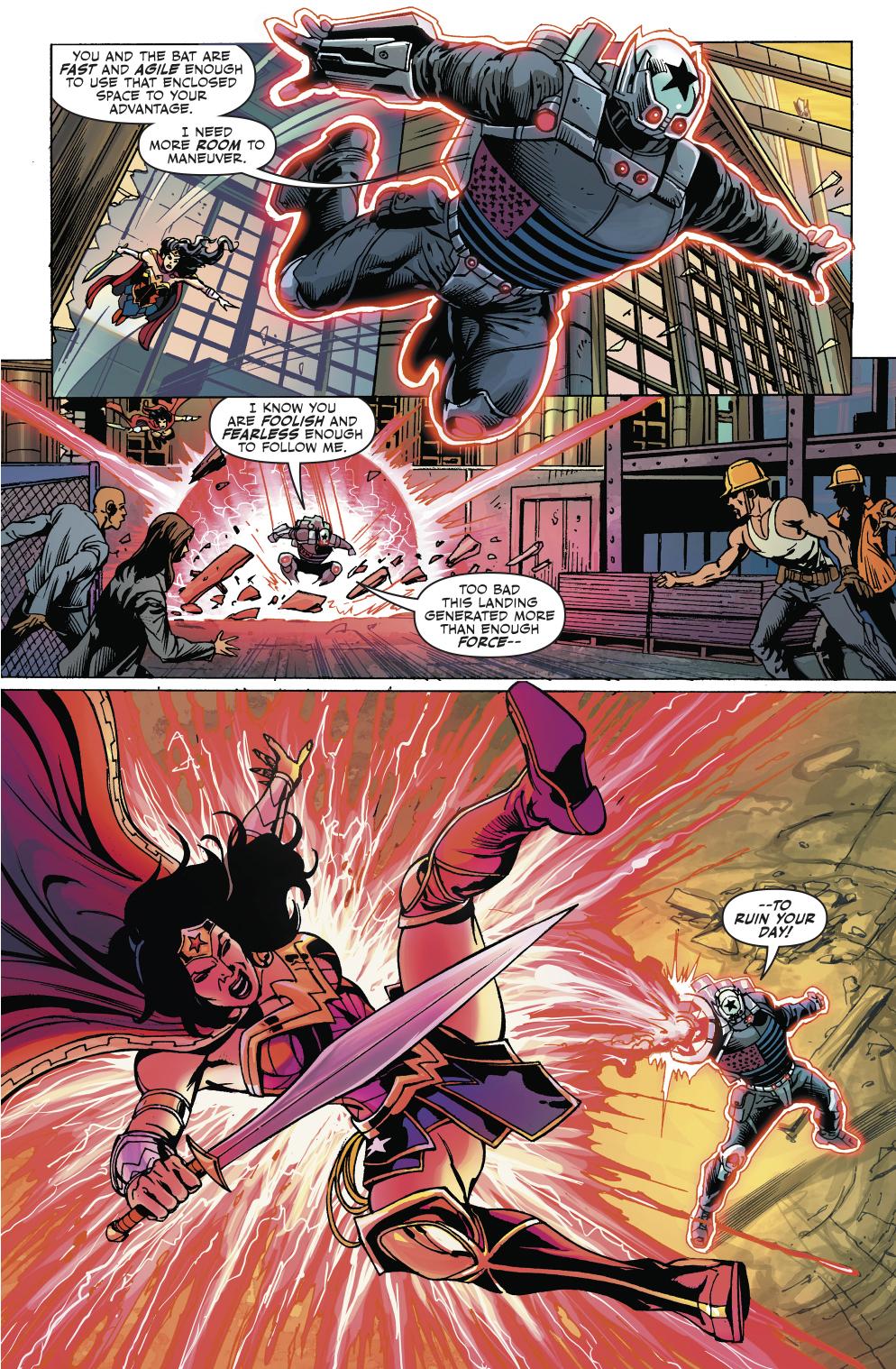 How Jessica Cruz Defeated Black Shield