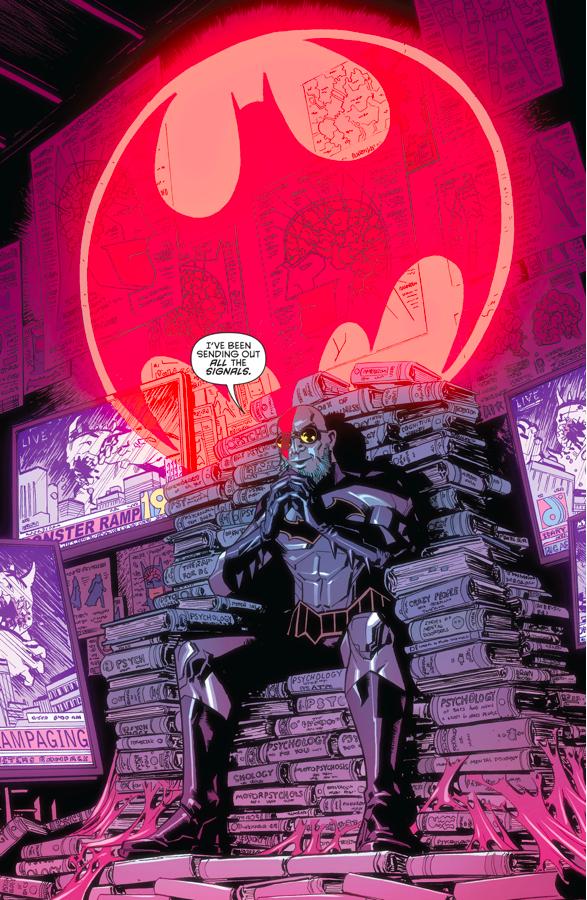 Hugo Strange (Detective Comics Vol. 1 #942)
