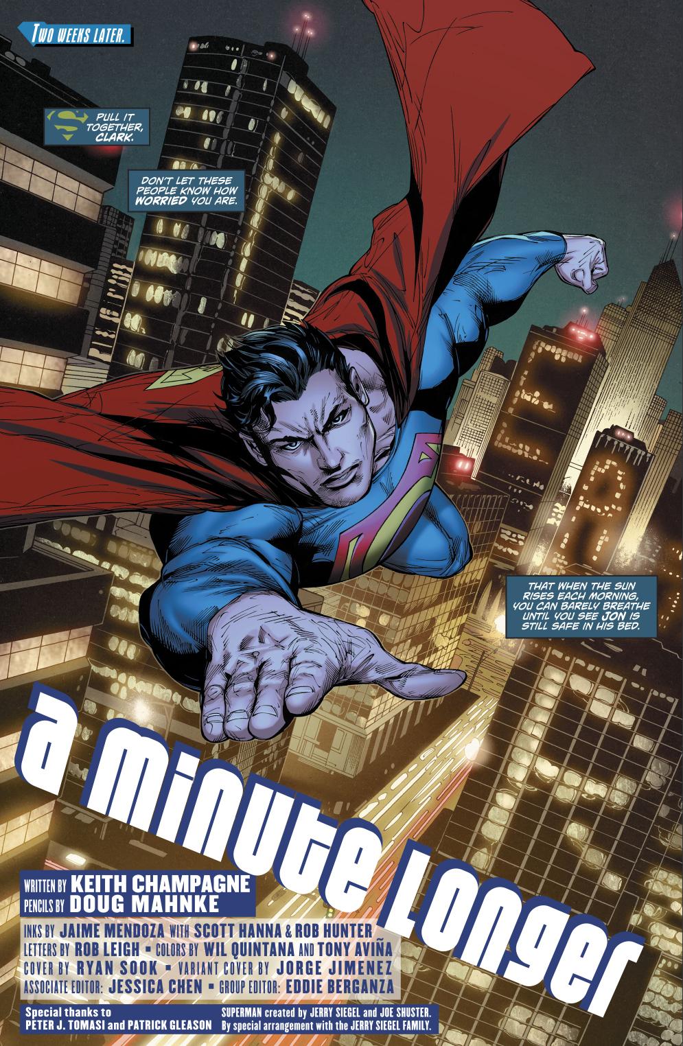 Superman Vol. 4 #29