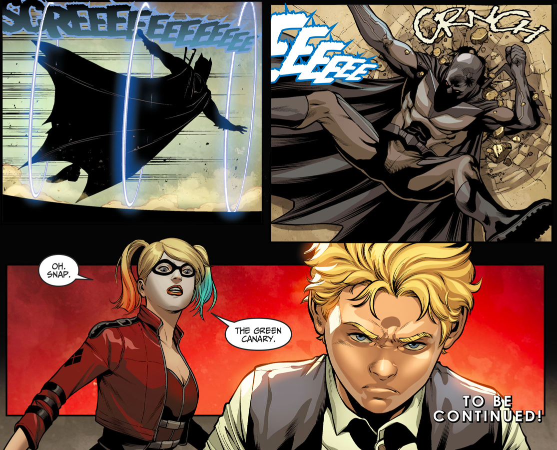 The Green Canary (Injustice II)