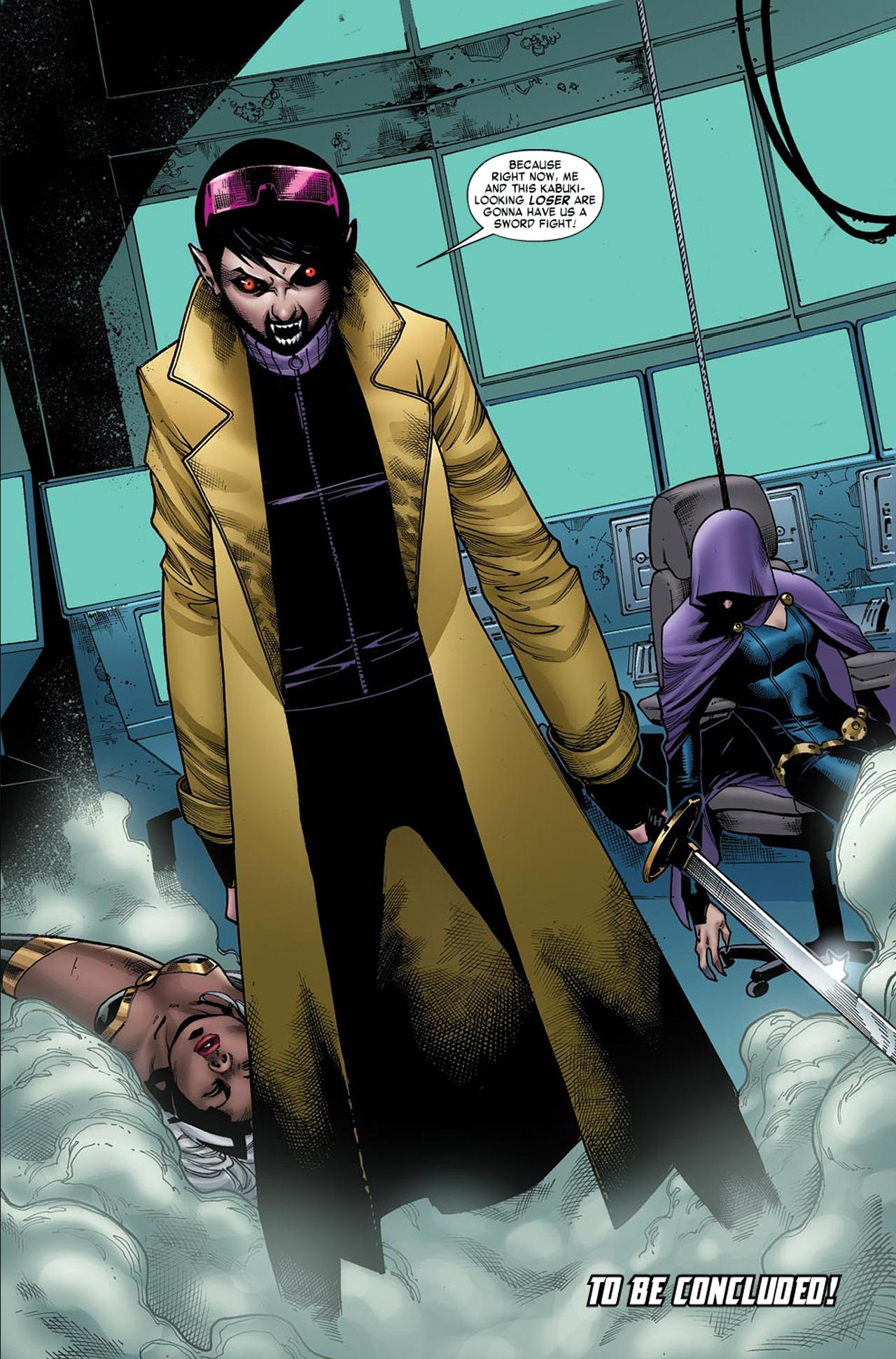 Vampire Jubilee (X-Men Vol. 3 #26)