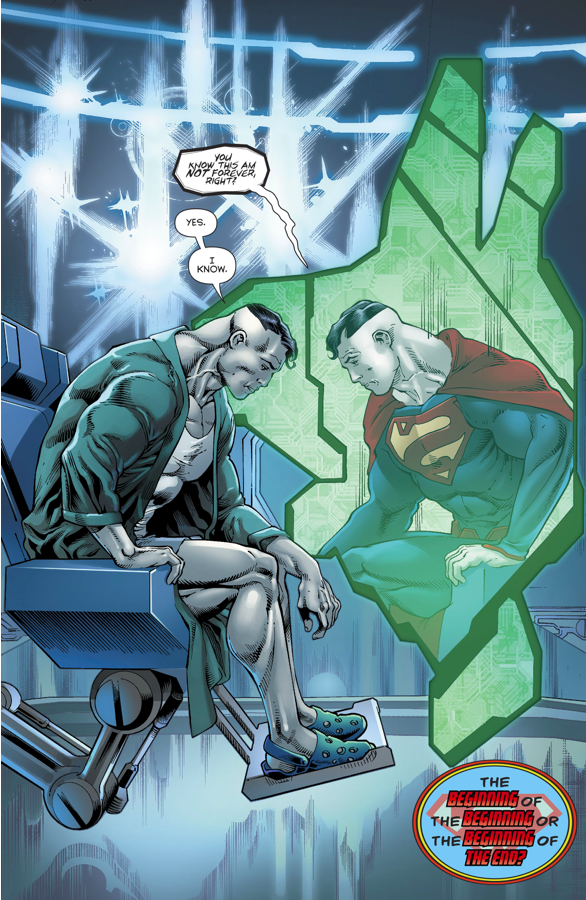 Bizarro (Red Hood and the Outlaws Vol. 2 #14)