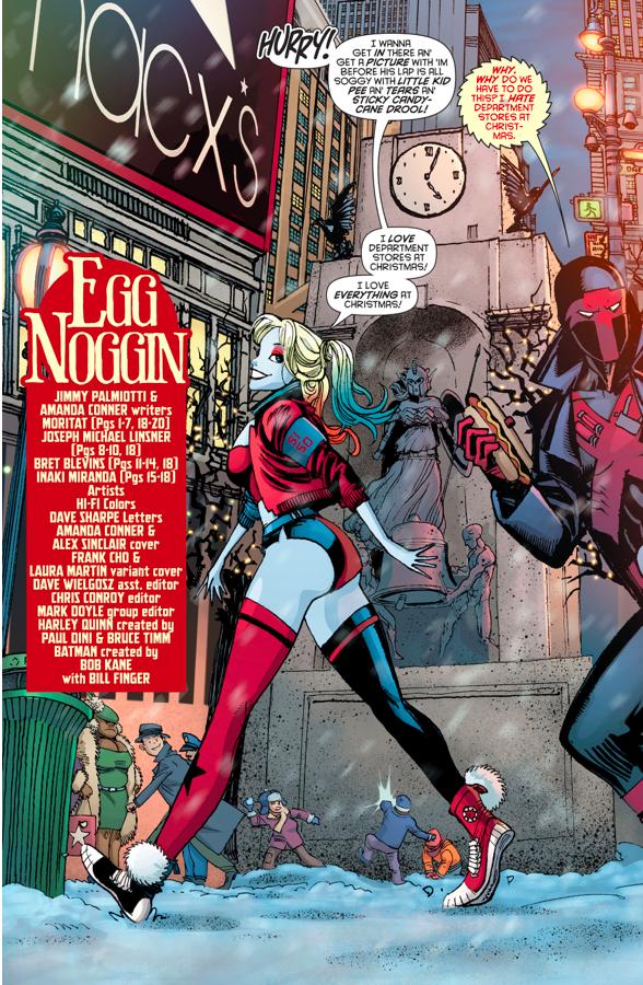 Harley Quinn Vol. 3 #10