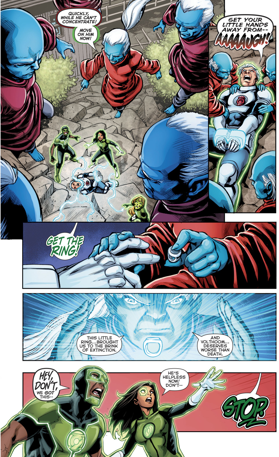 How The Guardians Captured Volthoom