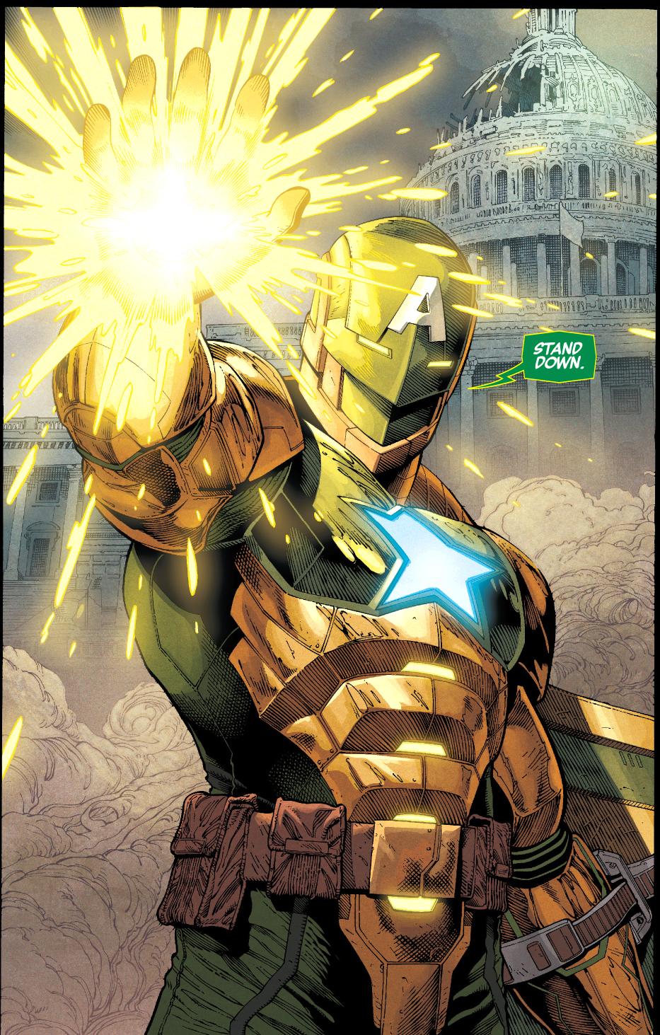 Hydra Supreme (Secret Empire #10)