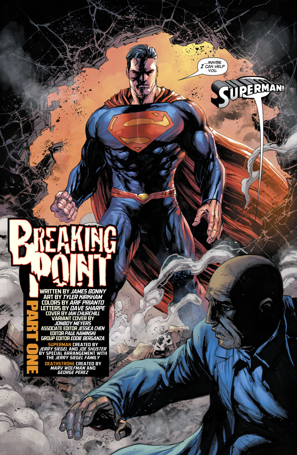 Superman Vol 4#31
