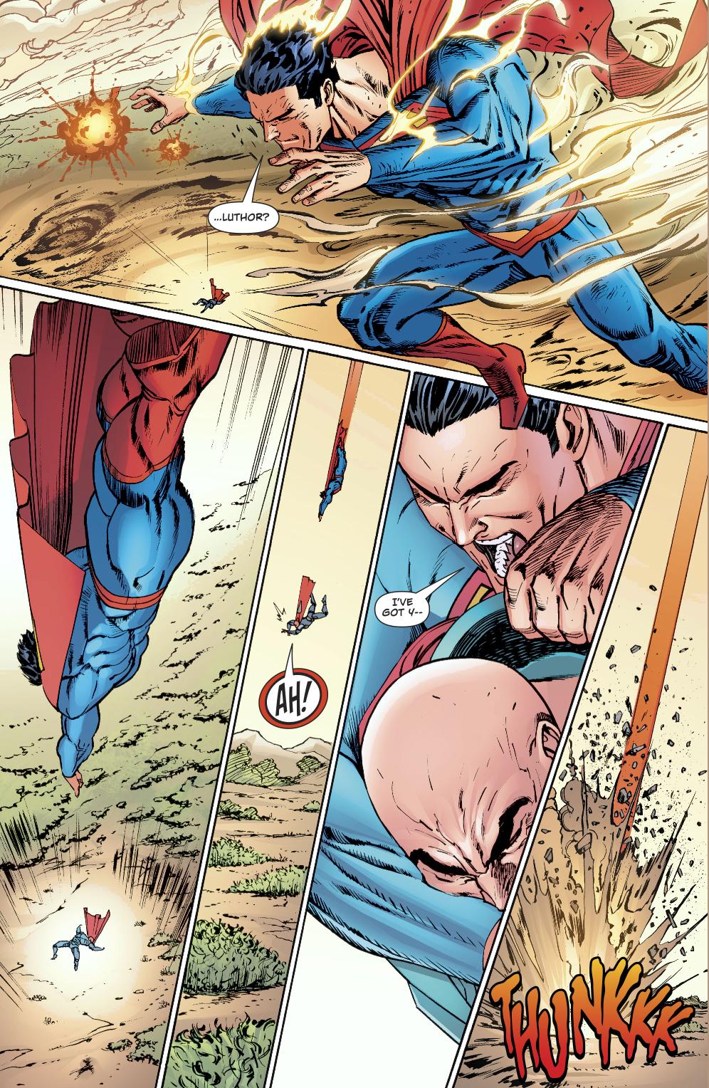 The Machinist Mind Controls Lex Luthor