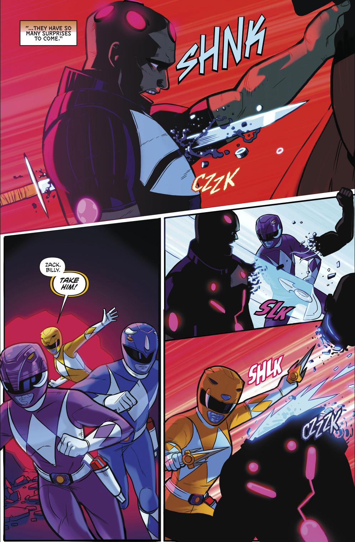 The Power Rangers Destroy Brainiac