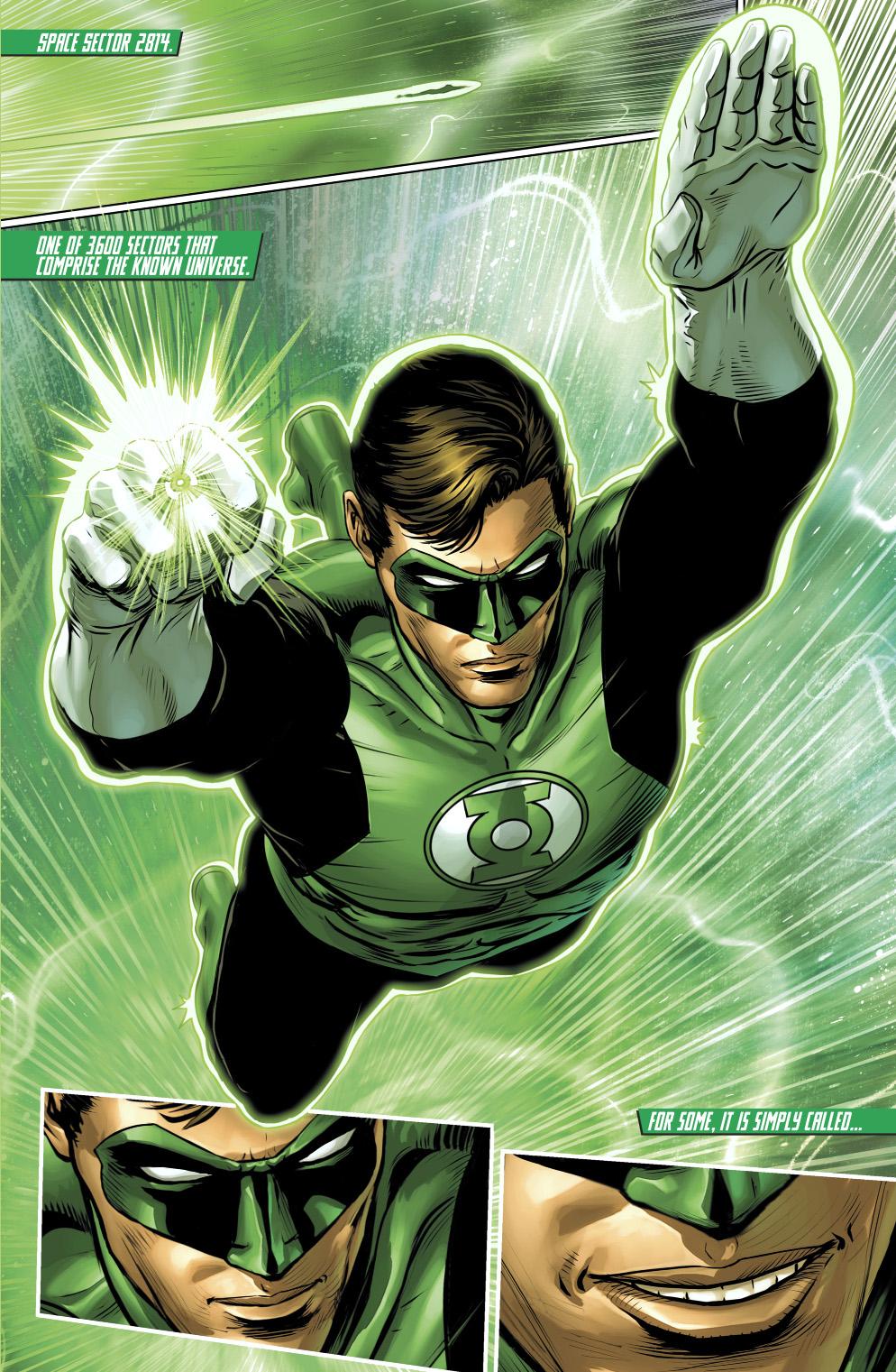 Hal Jordan And The Green Lantern Corps #30