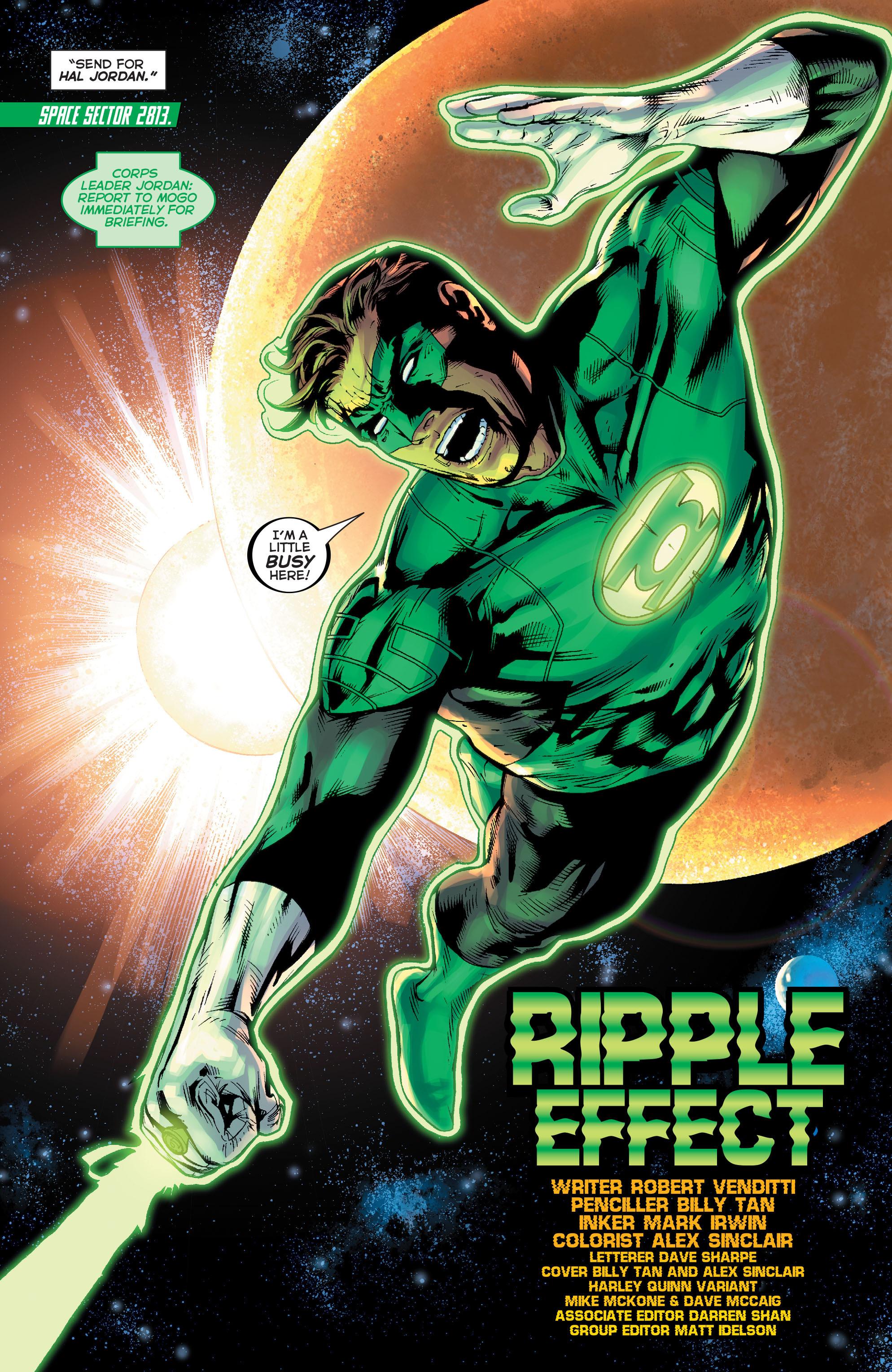 Hal Jordan (Green Lantern Vol 5 #39)