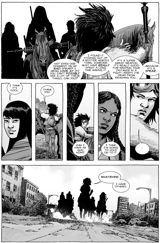 Juanita Sanchez's Weapon Of Choice (The Walking Dead)