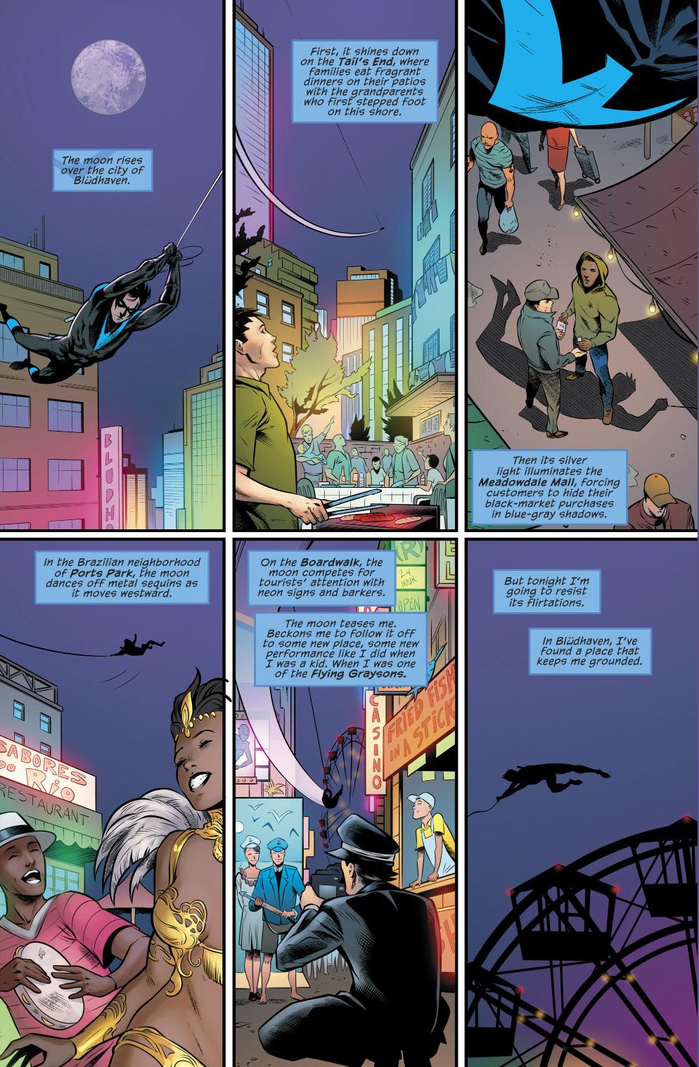 Nightwing Volume 4 #30
