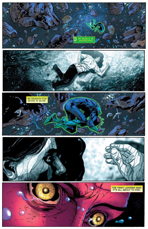 Sinestro (Green Lantern Vol 5 #19)