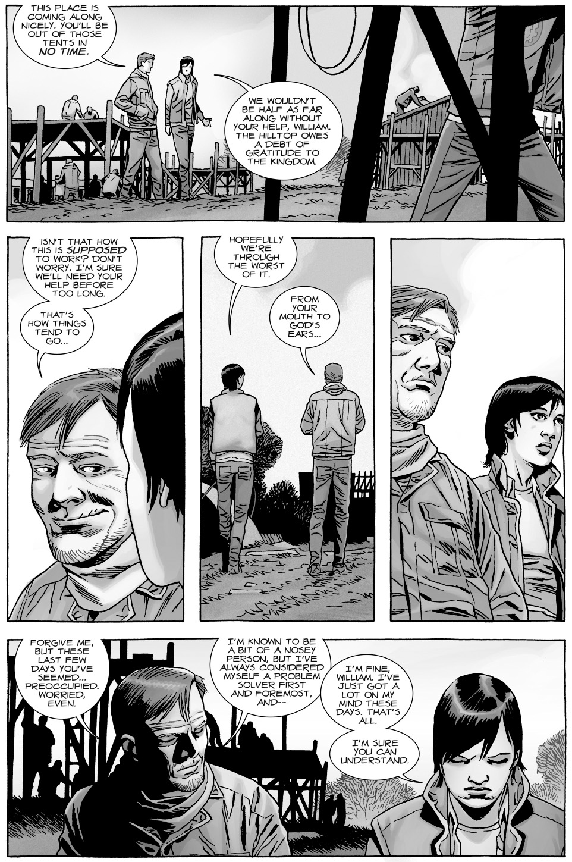 The Hilltop Rebuilds (The Walking Dead)