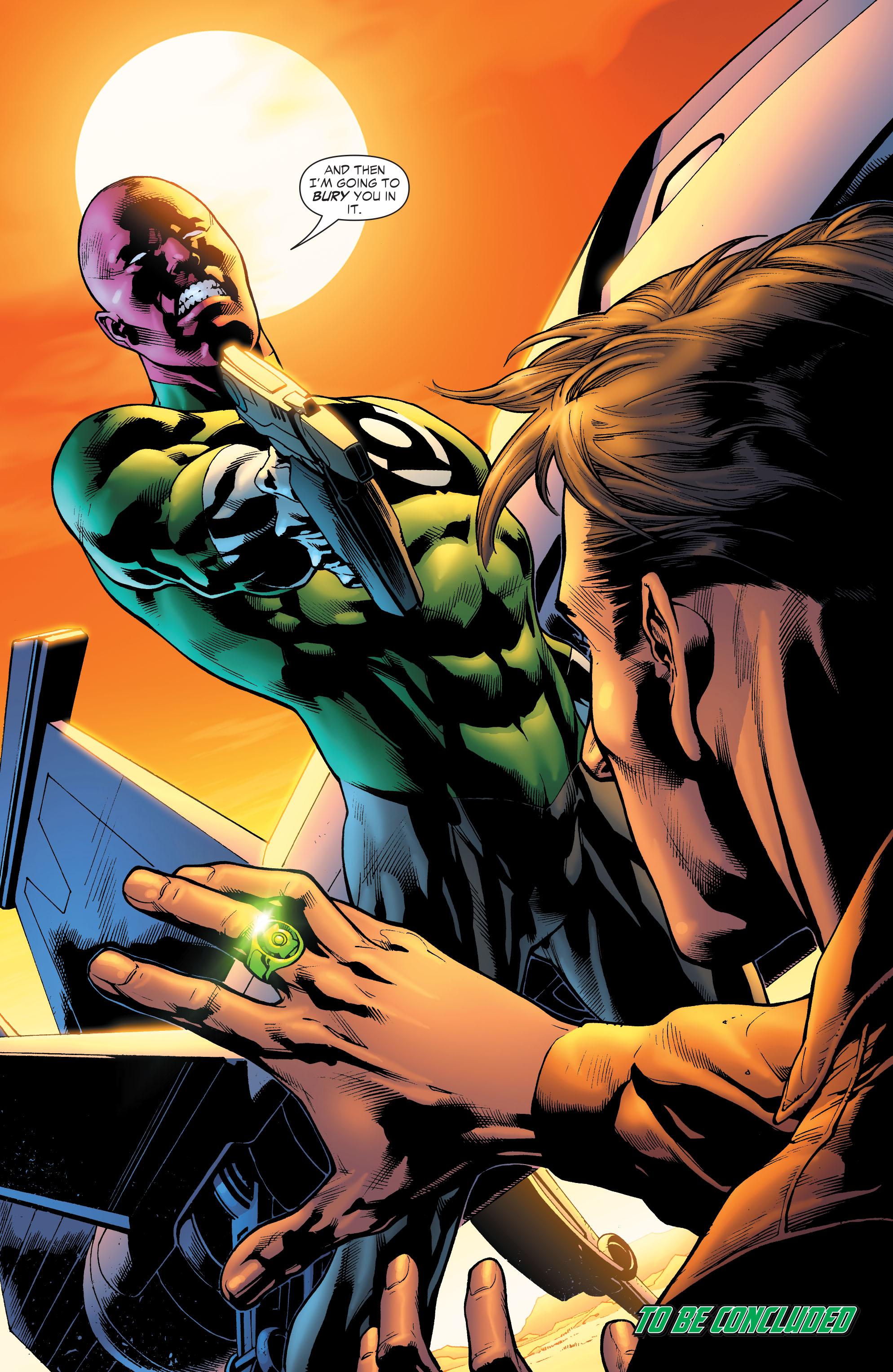 Amon Sur (Green Lantern Vol. 4 #16)