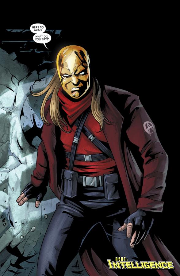Anarchy (Detective Comics Vol. 1 #957)