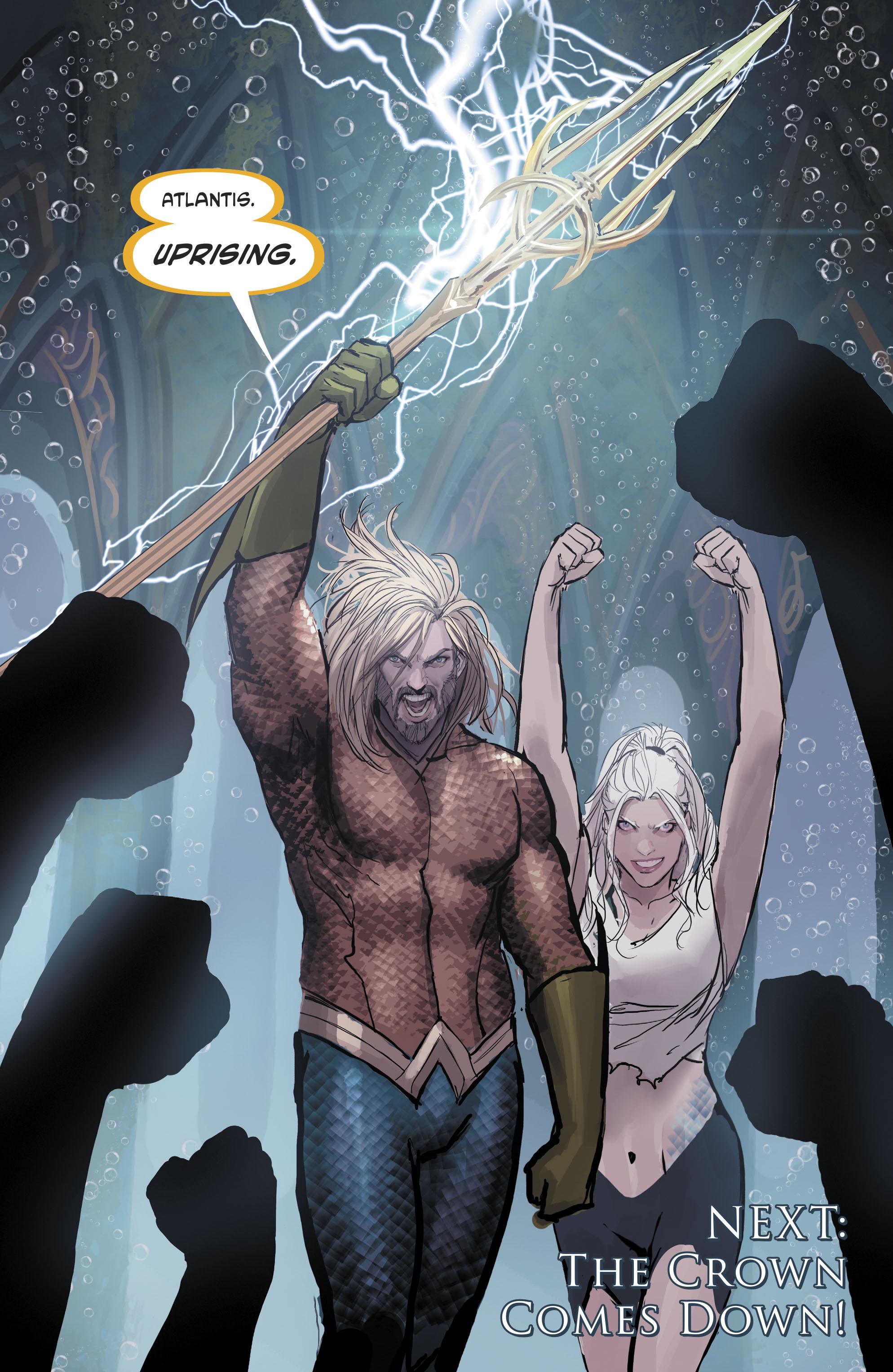 Aquaman (Aquaman Vol 8 #30)