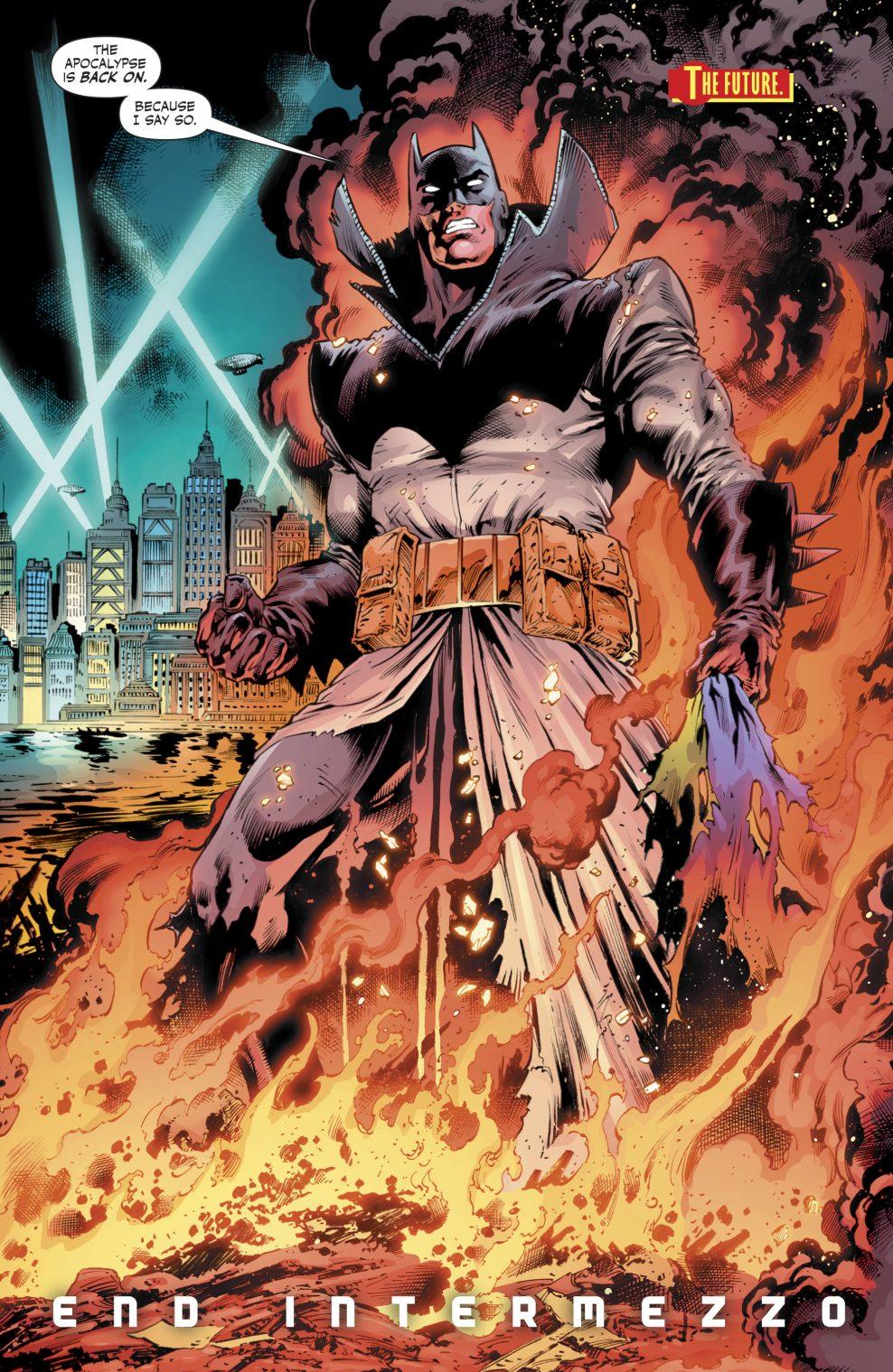 Batman Damian Wayne (Super Sons #10)