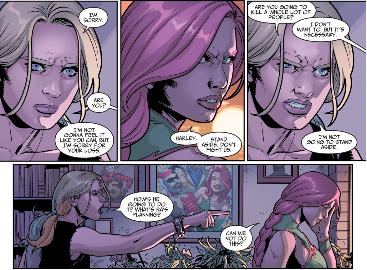 Harley Quinn And Poison Ivy (Injustice II)