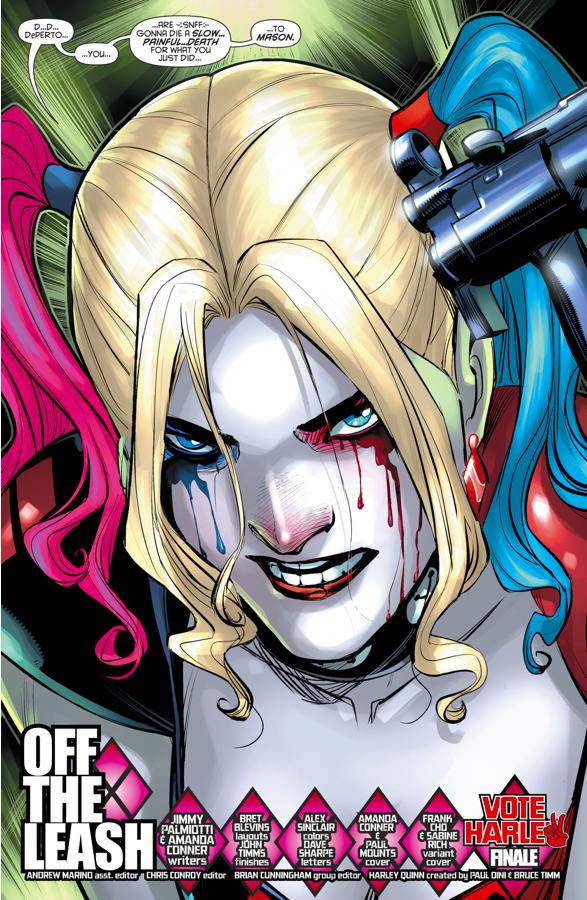 Harley Quinn Vol. 3 #32