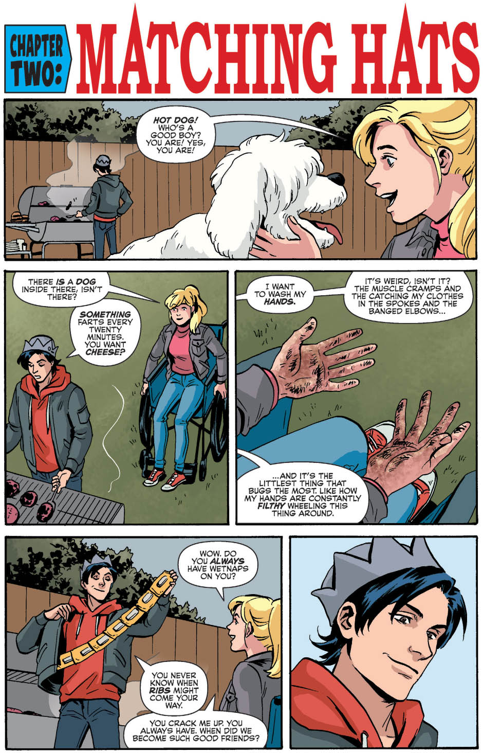 How Jughead And Betty Cooper Became Close Friends
