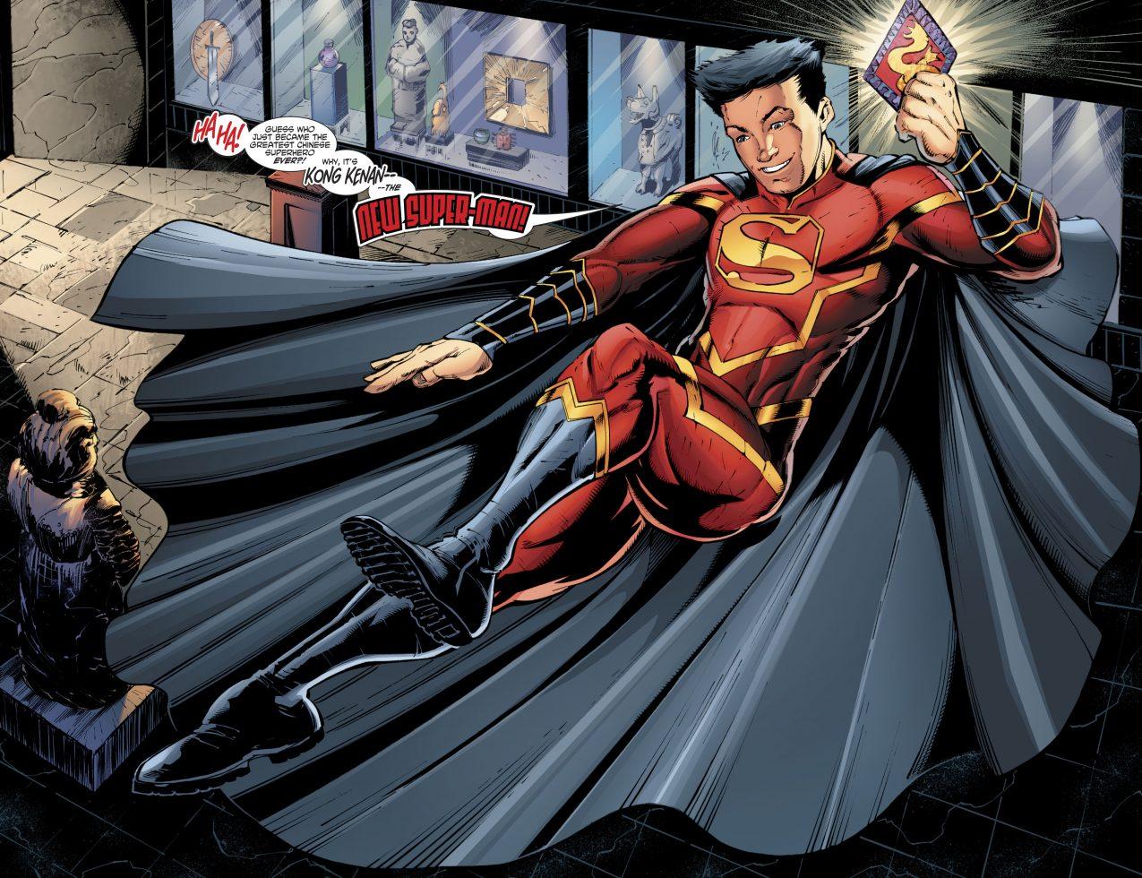 New Super-Man #17