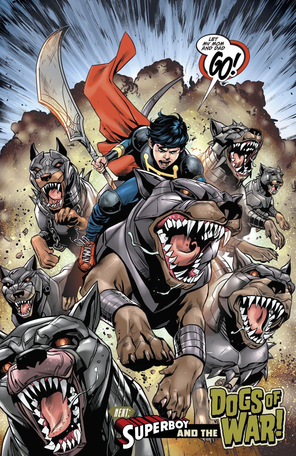 Superboy (Superman Vol 4 #35)