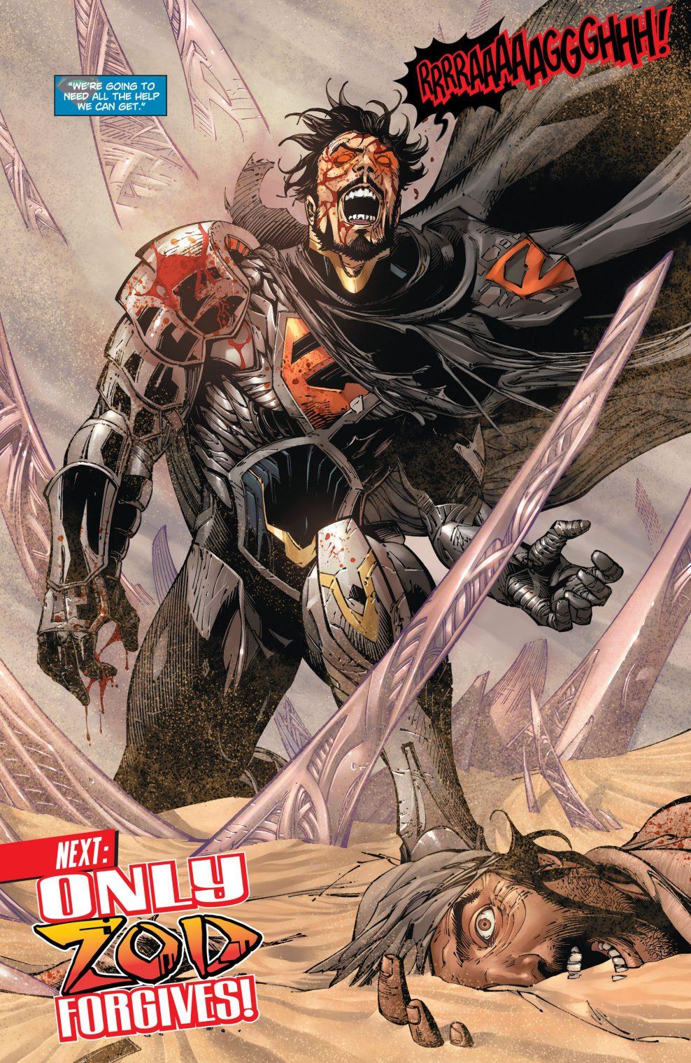 Zod (Superman – Wonder Woman #2)