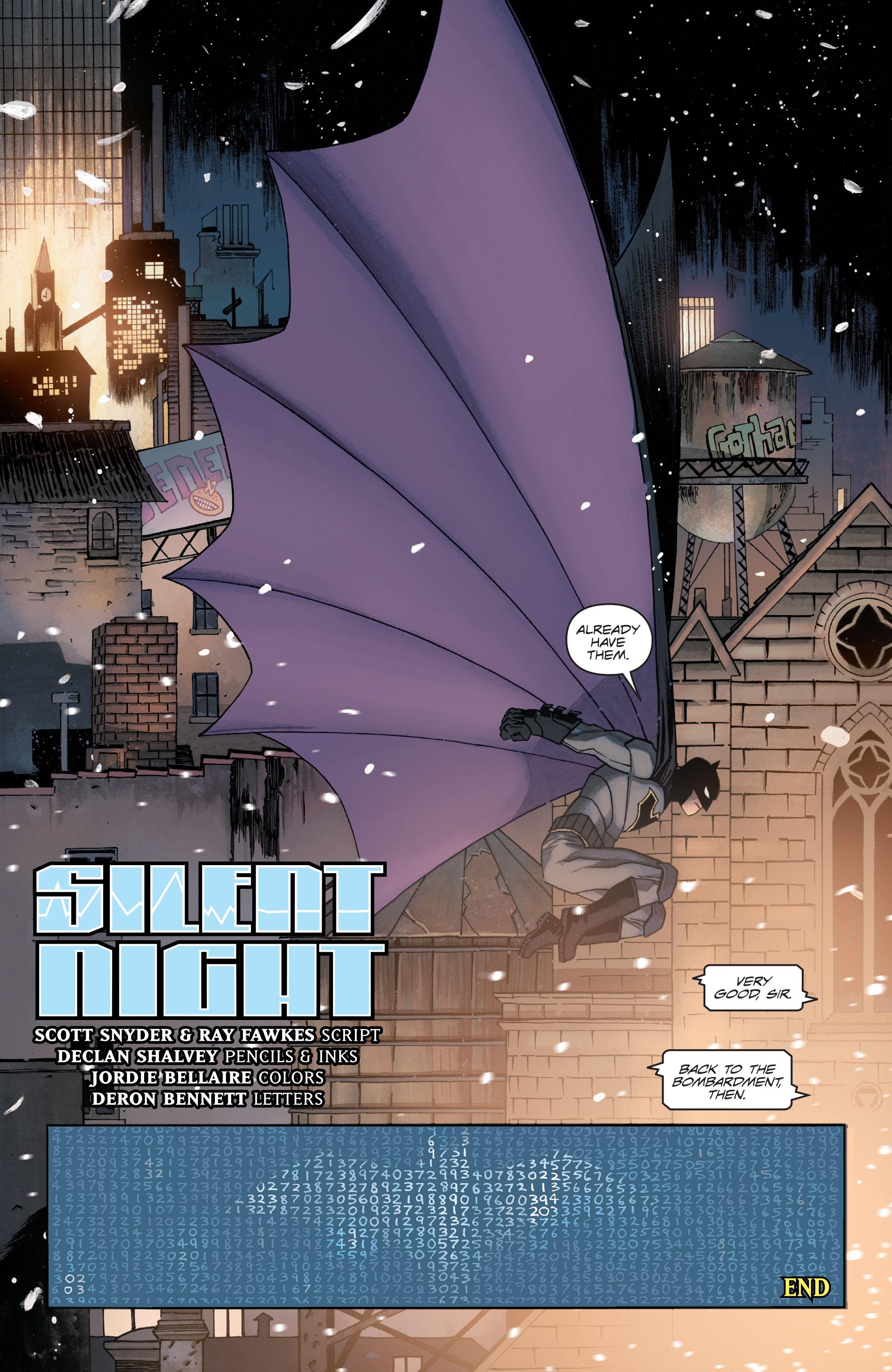 Batman Vol 3 Annual #1