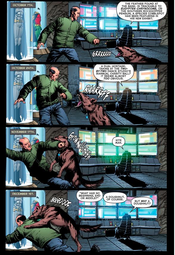 How Ace Became Batman's Dog (Rebirth)