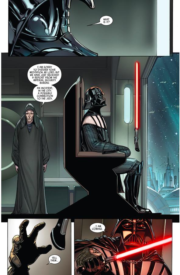 How Darth Vader Meditates