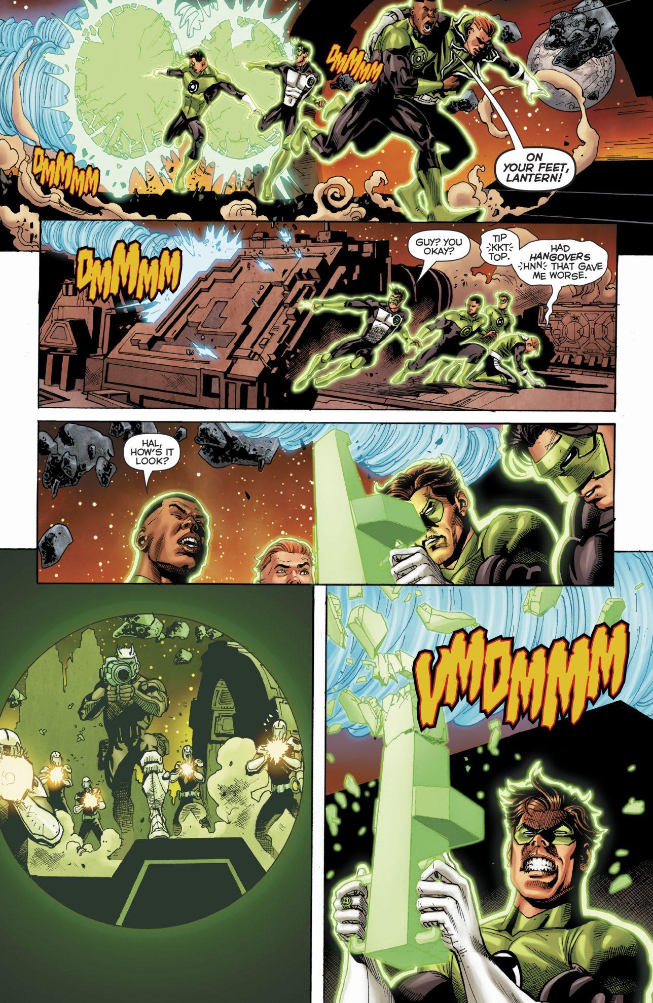 The Corpsemen Attacks The Controller Base