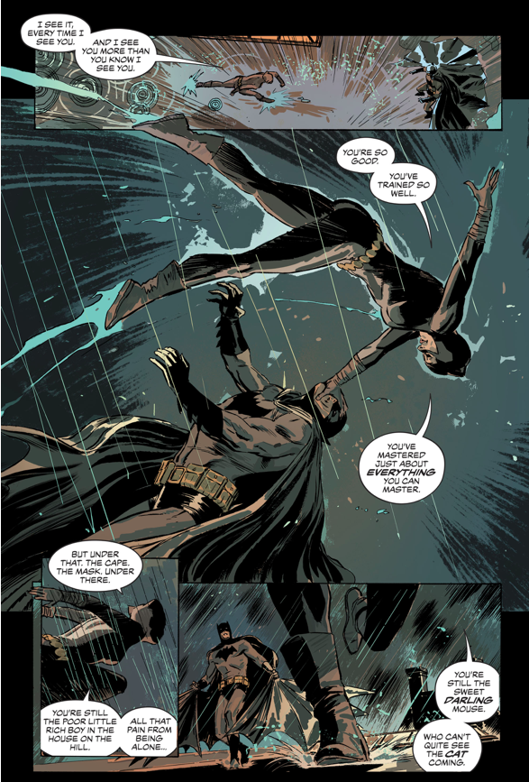Why Catwoman Keeps Stealing From Batman (Rebirth)