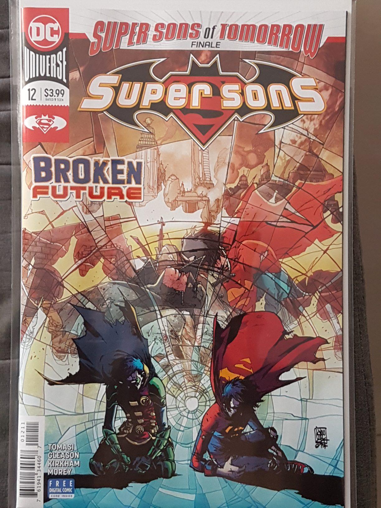 super sons #12