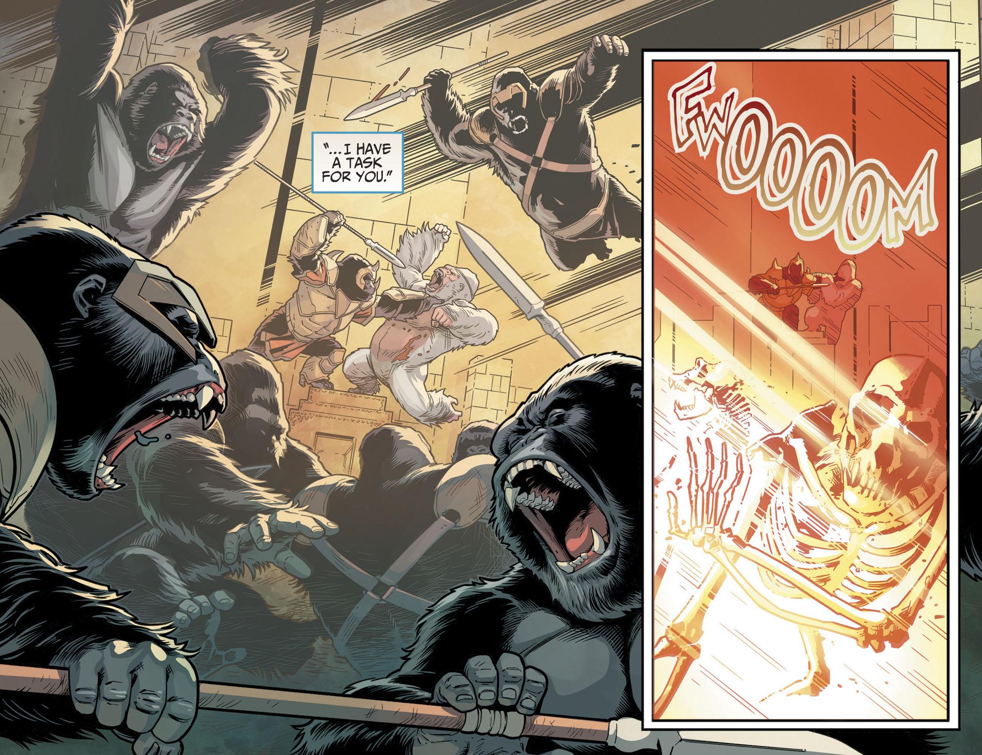 Amazo VS Gorilla Grodd (Injustice II)