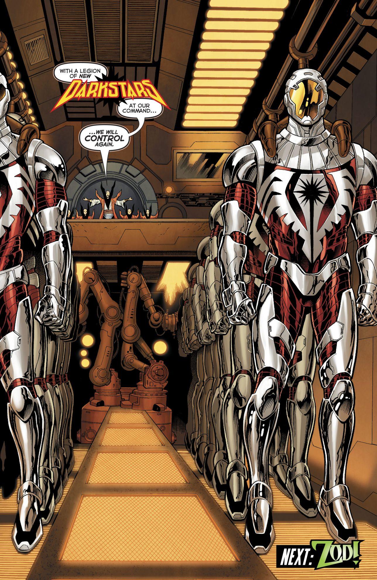 Darkstars (Hal Jordan And The Green Lantern Corps #36)