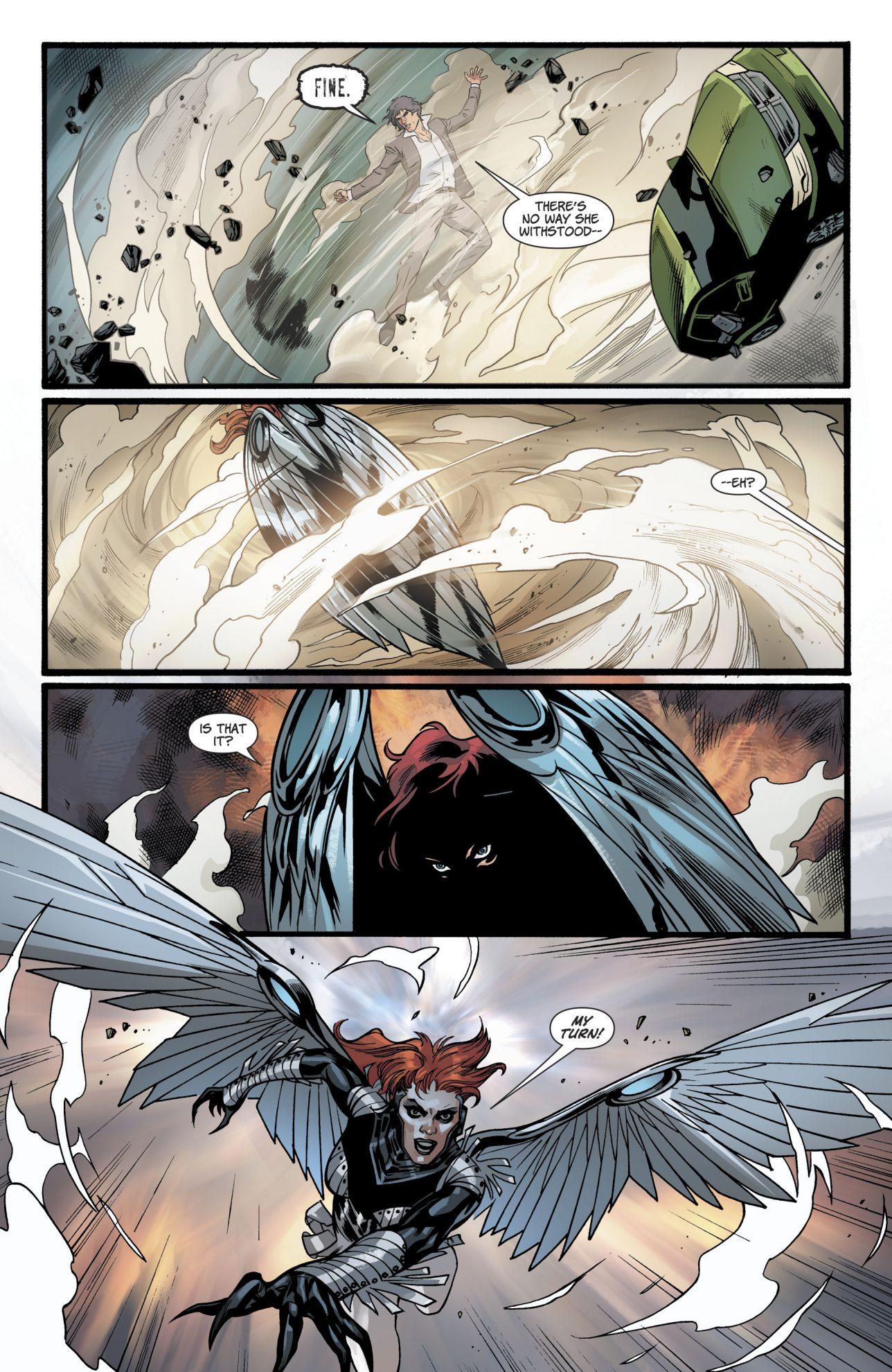 Jason VS Silver Swan