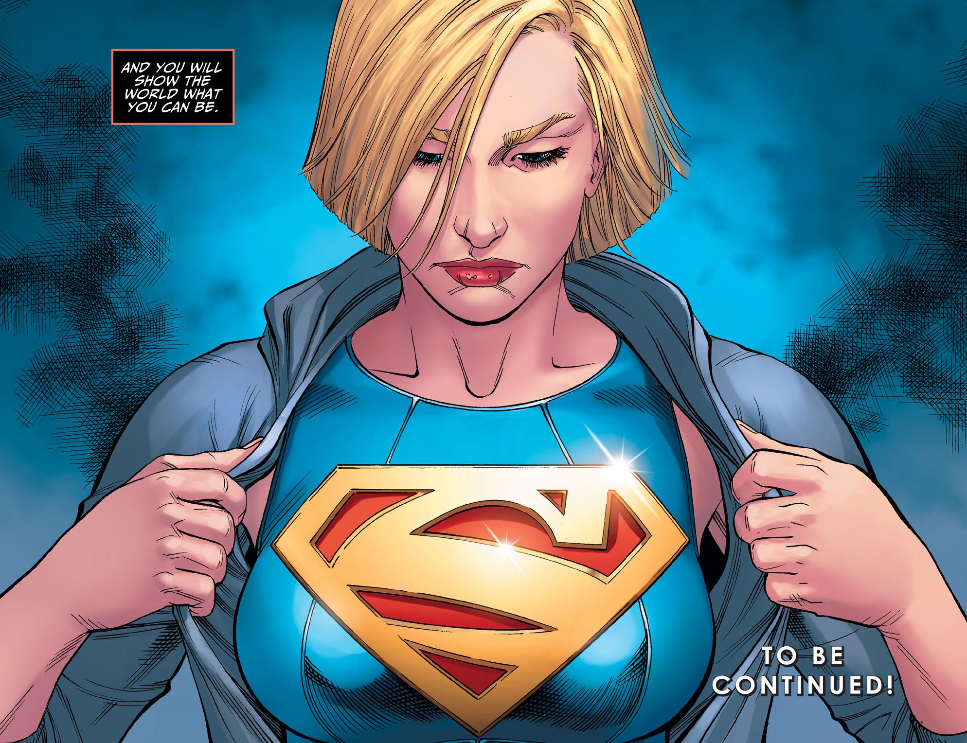 Supergirl (Injustice II #41)