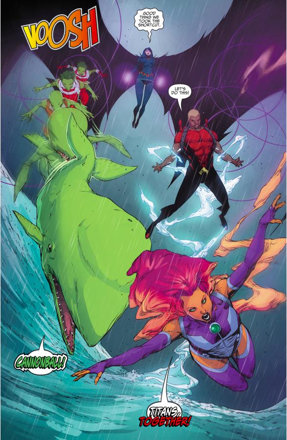 Teen Titans Vol. 6 #14