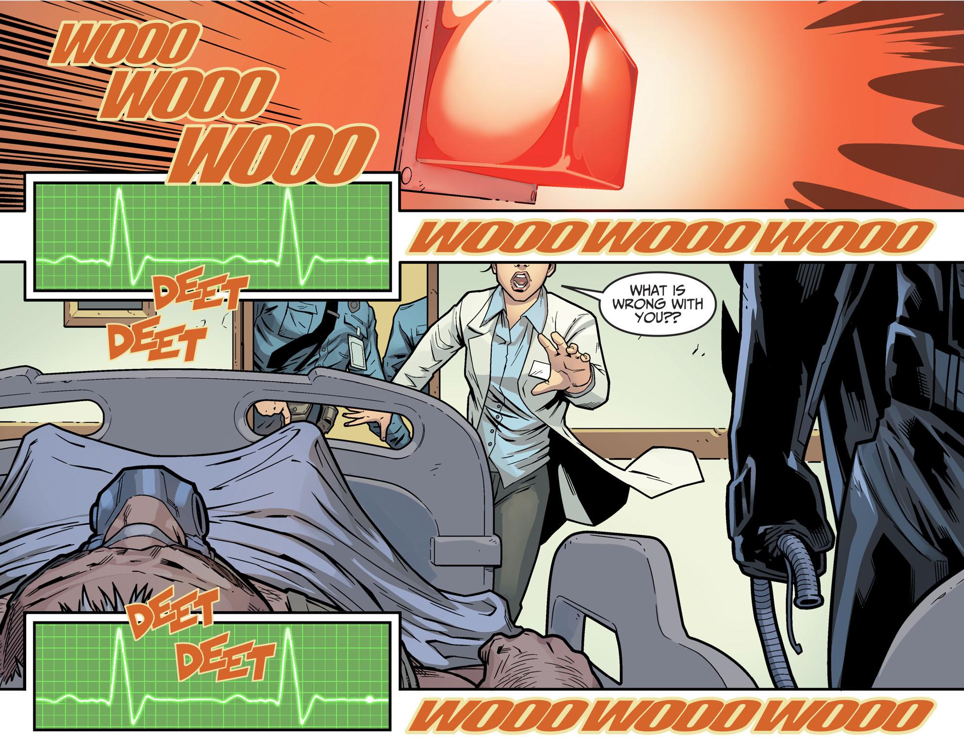 Wildcat Has Nine Lives (Injustice II)