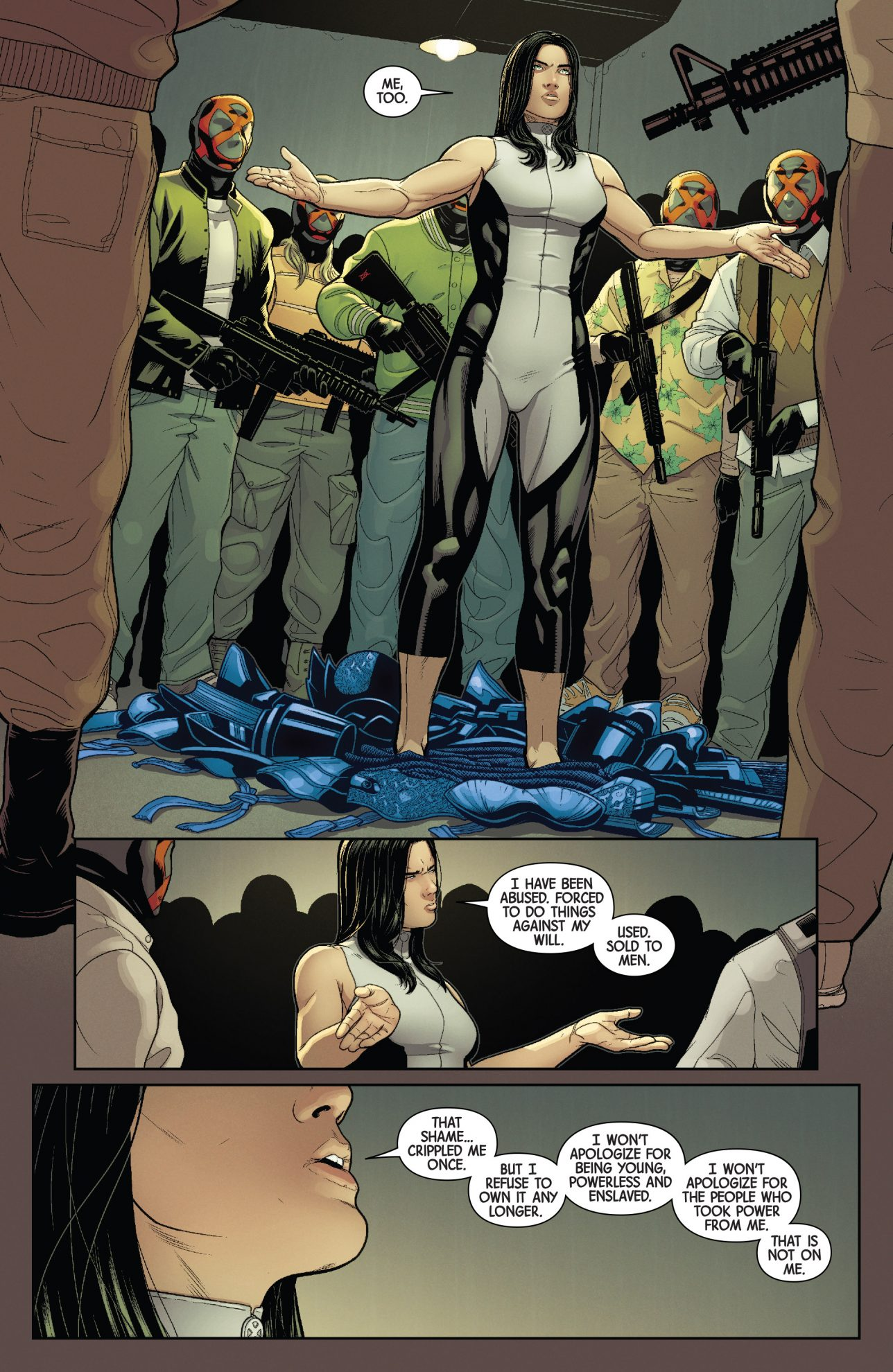 All New Wolverine Joins The Orphans Of X