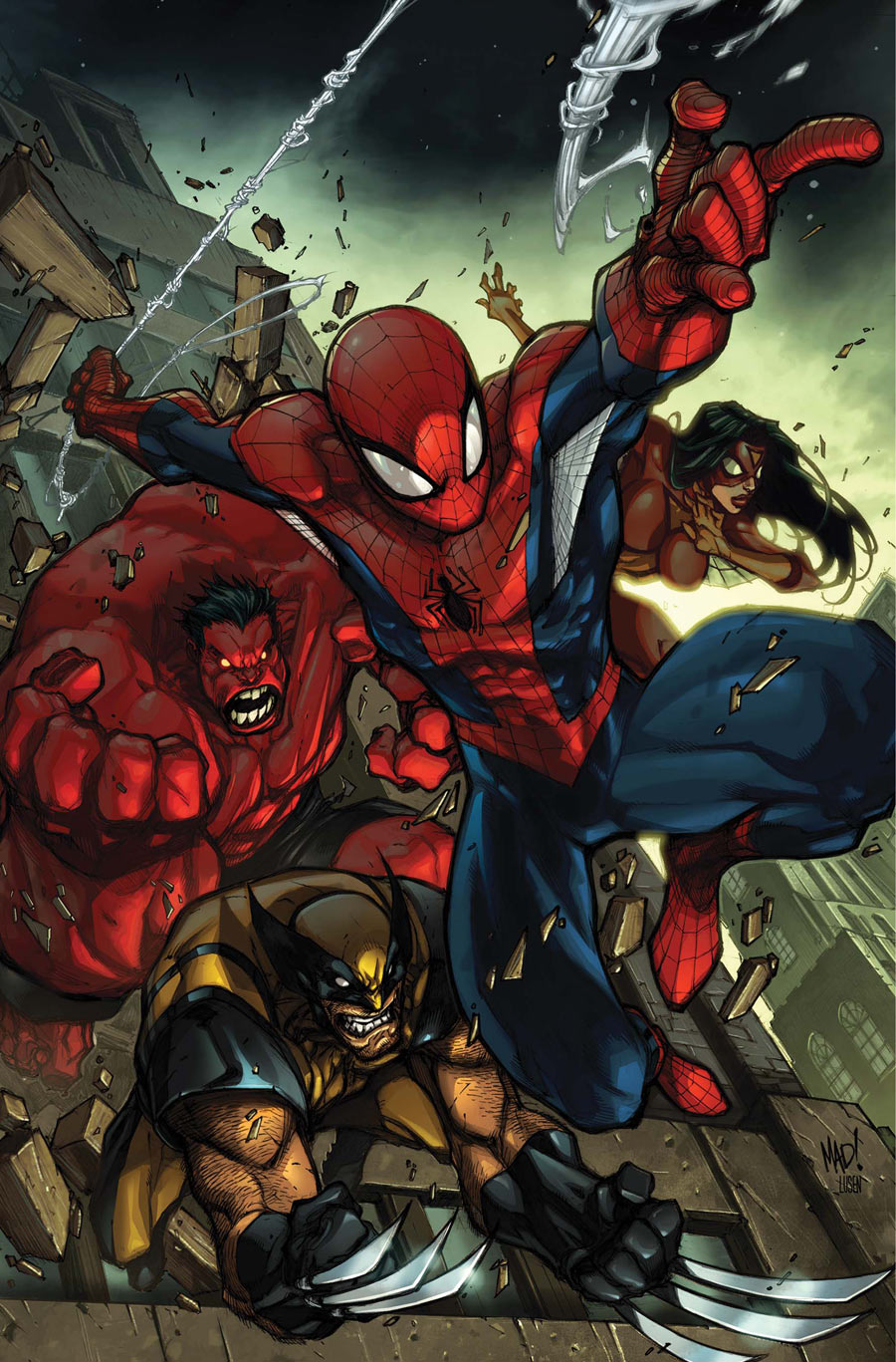 Avenging_Spider-Man_Vol_1